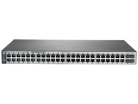 Switch HP  J9984A HPE 1820-48G-PoE 48 portas gigabit