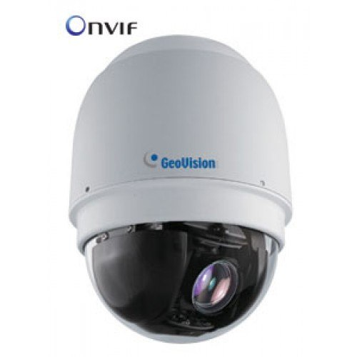 Camera IP Speed Dome 36x Optico e 12x Digital GEOVISION GV-SD010-S36X