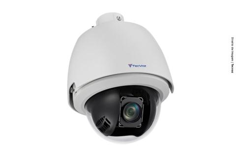 Camera IP Speed Dome 1.3 MP 20 X 16 (960p@30fps)  TECVOZ THK-ISP13