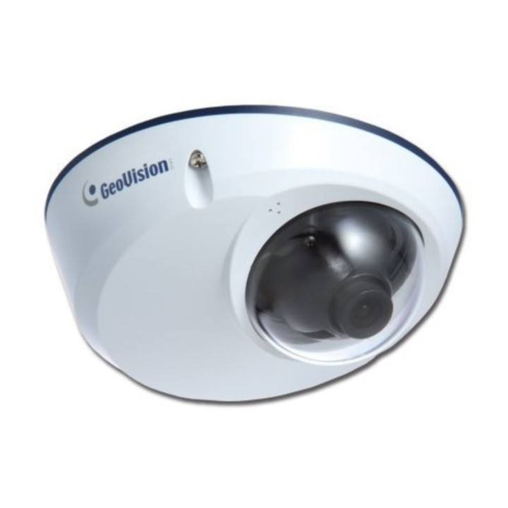 Camera IP Mini dome 1.3 Megapixel c/ H.264 GEOVISION GV-MFD130