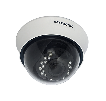 Câmera IP Dome 2.0MP Anti Vandalismo FULL HD HAYTRONIC HY VD20T200S