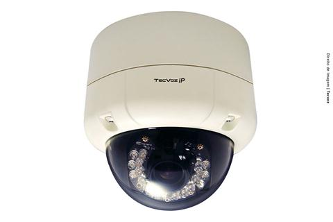 Camera IP Dome IR 2.0 Mega  TECVOZ HLV-1WAD/P