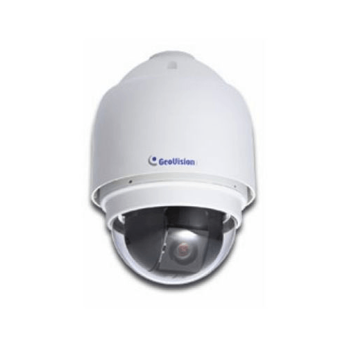 Camera IP Speed Dome 2 Megapixel Full HD c/ 18x Optico e 8x Digital GEOVISION GV-SD200-S18X