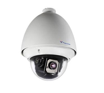 Camera IP Speed Dome 2 Mega Pixels 20 X 16 (1080p@30fps)  TECVOZ THK-ISP20