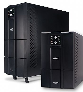 NOBREAK APC SMART-UPS 3KVA 120V SMC3000XL-BR