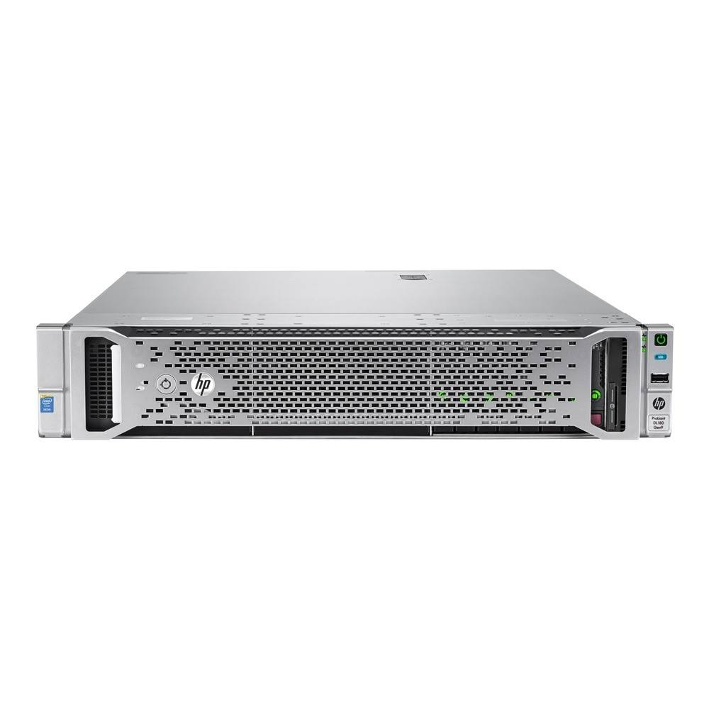 Servidor HP Dl380 Gen9 intel e5-2650 32gb 600gb 861001-S05