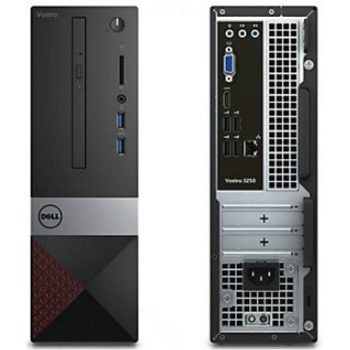 Desktop Dell Vostro 3250 SFF I5-6400 4GB 500GB Win10Pro 1 Ano 210-AHGE-3250-P25GD