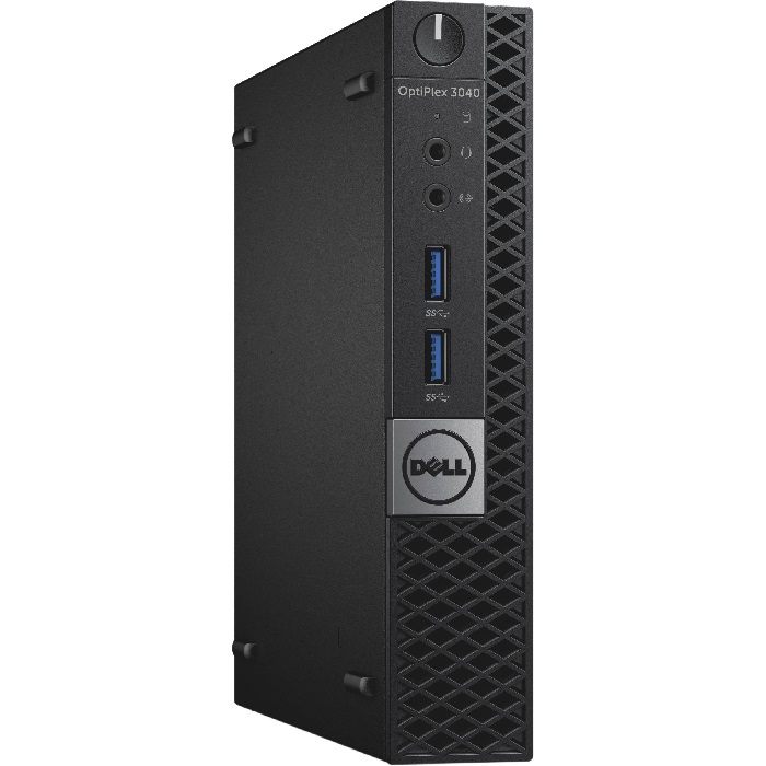 Desktop Dell Optiplex 3040 Micro I3-6100 4GB 500GB Win10Pro 210-AITE-3040M-4H69R