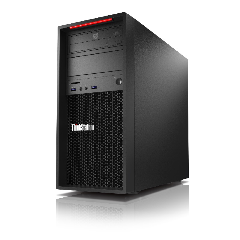 WORKSTATION LENOVO P410 Intel Xeon E5 1630 v4 16GB 1TB W10PRO NVIDIA Quadro M2000 4GB 30B20015BR