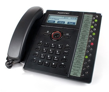 Forti Fone-560i IP phone with 22 programmable keys PoE and gigabit FON-560i