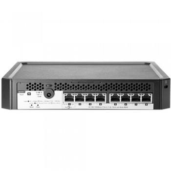 Switch HPE Aruba PS1810 8G 8 portas gigabit RJ-45 J9833A