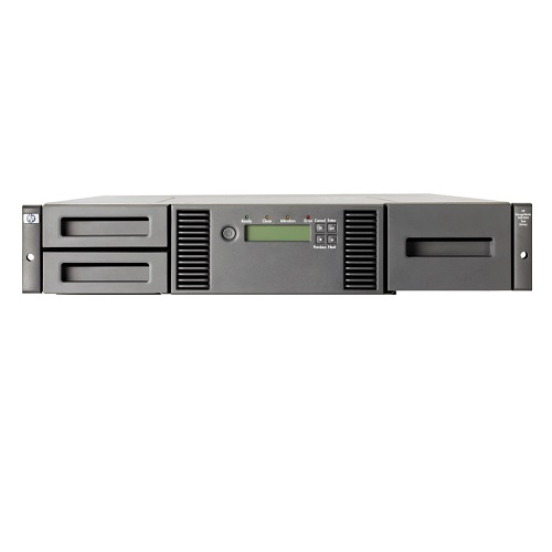 Autoloader MSL2024 Tape Library 0-Drive AK379A