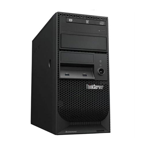 Servidor Lenovo  TS150, E3-1225 v5, 4C, 8GB, 1TB HD SATA, Windows ROK F. 70LVA009BR