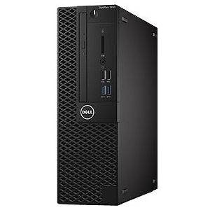Desktop Dell Optiplex 3050 Core i5-7500 8GB 1TB Win10PRO 210-AKKW-205Z-DC280