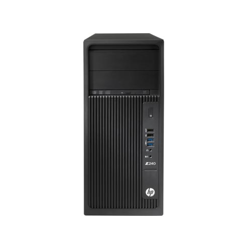 WORKSTATION HP Z240 E3-1240 W10PDGW7P  Z2E44LA#AC4