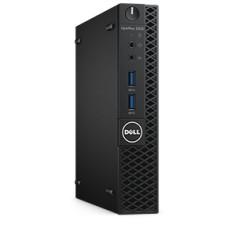 COMPUTADOR DELL OPTIPLEX 3060M I3-8100T MICRO 4GB 500GB WIN10PRO 1 ONSITE