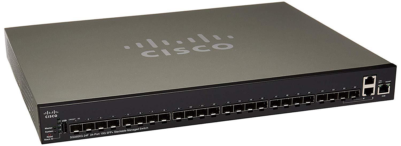 Switch Cisco SG350XG-24F 24-port Ten Gigabit (SFP+)