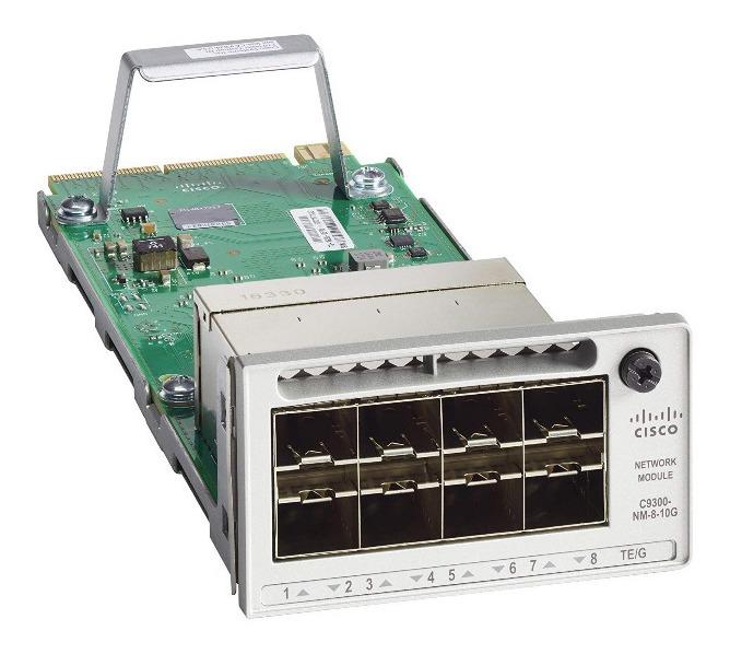 Switch Cisco Catalyst 9300 8 x 10GE Network Module C9300-NM-8X