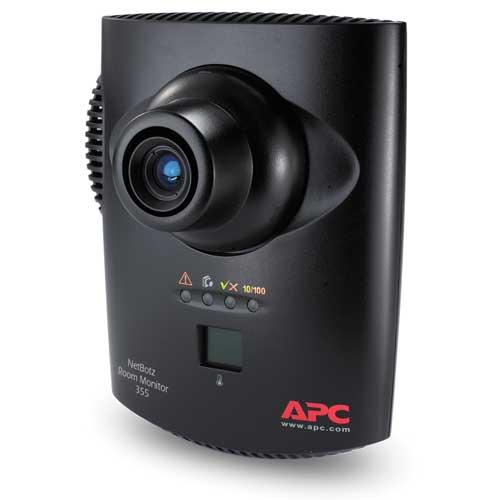 NETBOTZ APC 355 Camera de Monitoramento de Datacenter NBWL0355