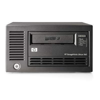 Unidade de Backup HP LTO-3 Ultrium 960 SCSI Externa (400/800GB)