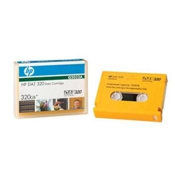 CARTUCHO DE DADOS HP DAT 320GB